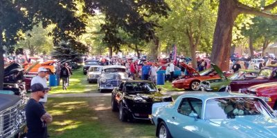 Olcott Beach 31st Annual Car Show