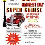 Newfane Harvest Days Super Cruise