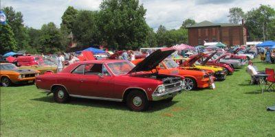 8th Annual Scottsville Car Show