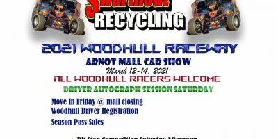 Woodhull Raceway Car Show 2021