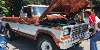 Inlet Classic Car Cruise & Show