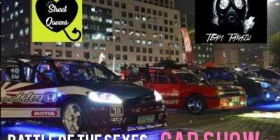 Battle Of The Sexes Car Show