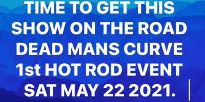 Dead Man's Curve Hot Rods at Warwick Drive-In