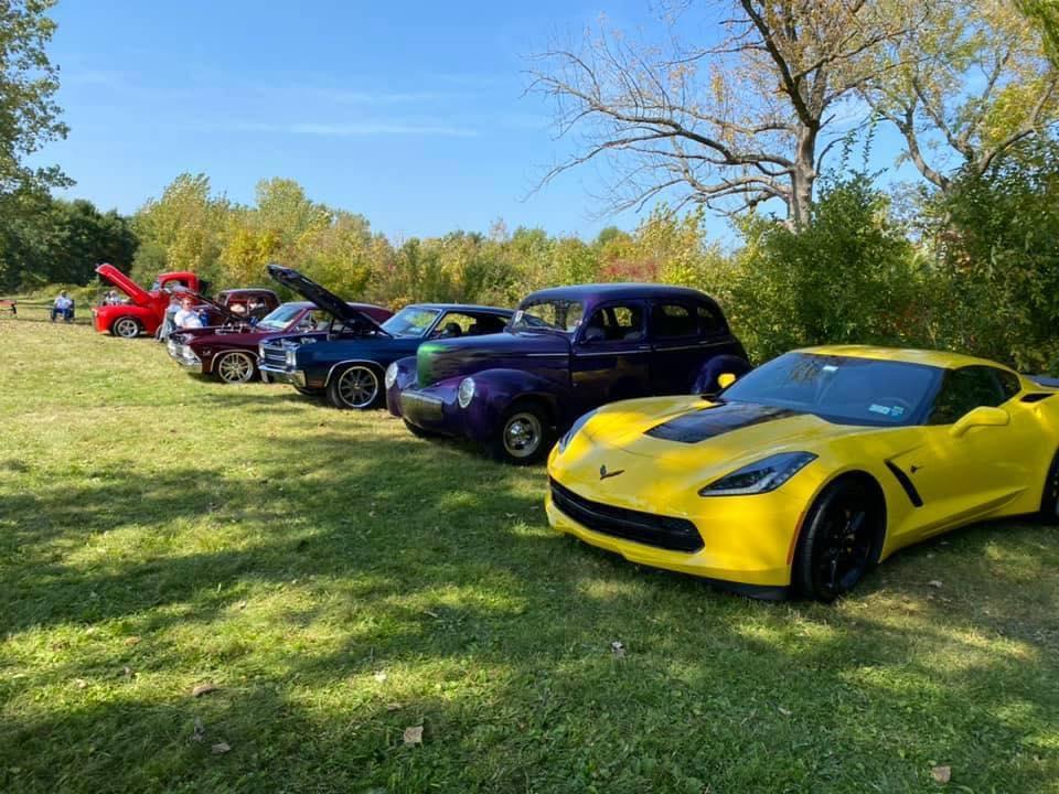 "Hudson Shores Park Presents "" Cars along the Hudson"""