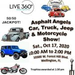 Asphalt Angels Car, Truck, Jeep & Motorcycle Show
