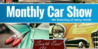 Southeast Classics - Classic Car Show at Harbourside Place