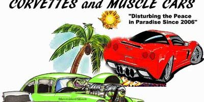 Marco Island Corvettes & Muscle Car Club cruise in