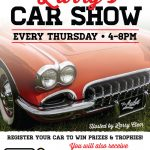LARRY'S CAR SHOW