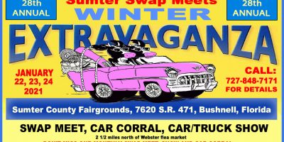 Sumter Swap Meets 28th Winter Extravaganza