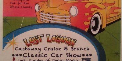 Lost Lagoon Car Show