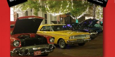 City of Eustis Downtown Cruise-In and Classic Car Show