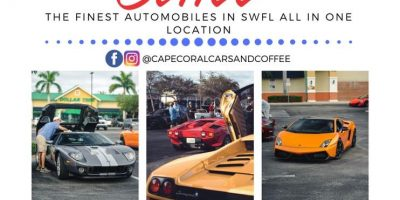 CAPE CORAL CARS (Bikes) and COFFEE