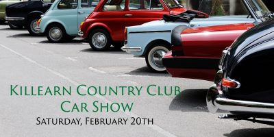 Killearn Country Club Car Show