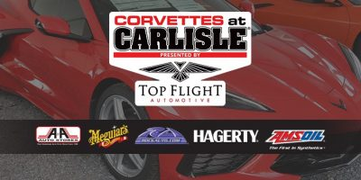 Corvettes at Carlisle Presented by Top Flight Automotive