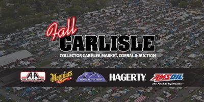 Fall Carlisle Collector Car Flea Market, Car Corral & Auction