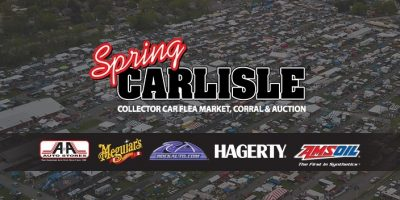 Spring Carlisle Collector Car Flea Market & Corral
