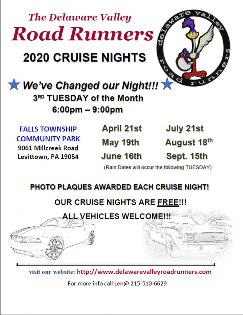DVRR Cruise Night
