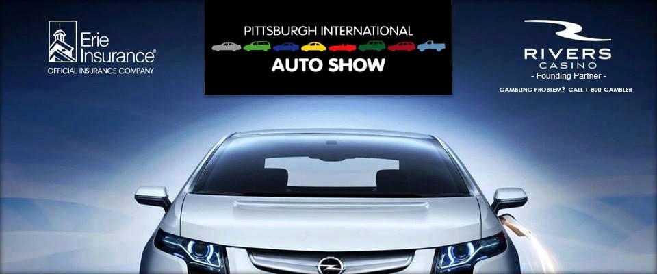 2021 Pittsburgh International Auto Show