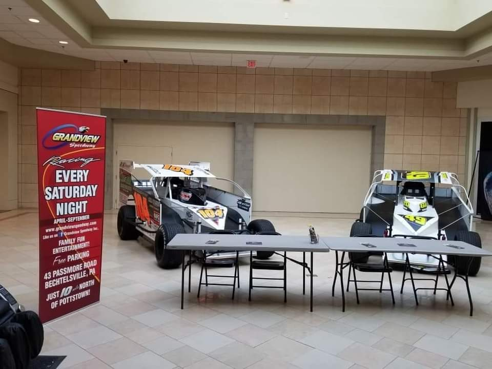2021 Coventry Mall Race Car Show