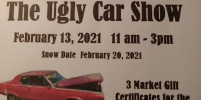The Ugly Car Show @ Markets at Shrewbury