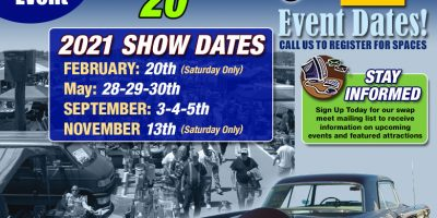 Springfield Swap Meet and Car Show