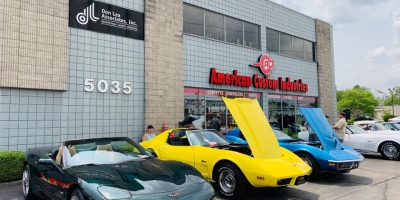 American Custom Industries Open House & All Corvette Show