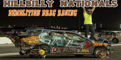 Hillbilly Nationals Demolition Drag Race
