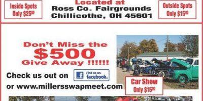 13th Annual Miller's Automotive Swap Meet & Car Show