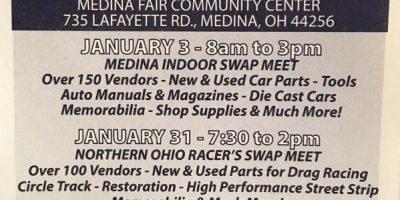 Medina Indoor Swap Meet