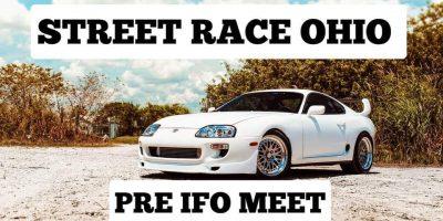 STREET RACE OHIO PRE IMPORT FACE OFF MEET