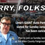 LIMA'S GIANT AUTO PARTS SWAP MEET