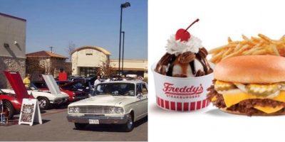 Freddy's Friday Cruise Night in Spring