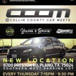 Collin County Car Meets Thursday Night Meet