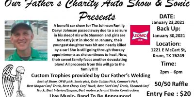 Our Father's Charity Auto Show