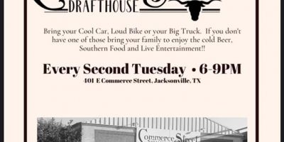 Cruise Night at Commerce Street Drafthouse
