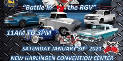 New Year 2021 Car Show