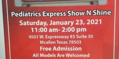 Pediatric Express Show n Shine