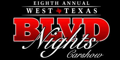 West Texas BLVD Nights Car Show and Concert